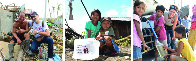 Philippines: Water, smiles and serenity